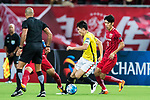 Shanghai SIPG (CHN) vs Guangzhou Evergrande (CHN) during the AFC Champions League 2017 Quarter-Finals match at the Shanghai Stadium on 22 August 2017 in Shanghai, China. Photo by Victor Fraile / Power Sport Images