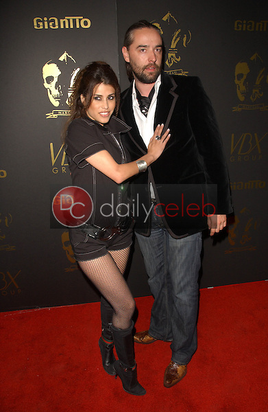 Rachel Sterling and Laurent Planeix<br />