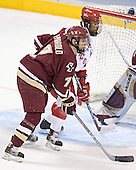 Peter Harrold, Robbie Earl - The University of Wisconsin Badgers defeated the Boston College Eagles 2-1 on Saturday, April 8, 2006, at the Bradley Center in Milwaukee, Wisconsin in the 2006 Frozen Four Final to take the national Title.