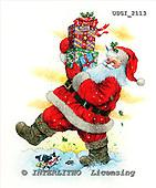 GIORDANO, CHRISTMAS SANTA, SNOWMAN, WEIHNACHTSMÄNNER, SCHNEEMÄNNER, PAPÁ NOEL, MUÑECOS DE NIEVE, paintings+++++,USGI2113,#X#