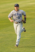 Lake County Captains outfielder David Armendariz (30) during a Midwest League game against the Wisconsin Timber Rattlers on June 3rd, 2015 at Fox Cities Stadium in Appleton, Wisconsin. Wisconsin defeated Lake County 3-2. (Brad Krause/Four Seam Images)