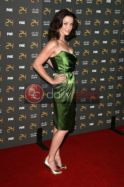Annie Wersching<br />at the Season 7 Premiere Party for '24'. Privilege, Los Angeles, CA. 01-06-08<br />Dave Edwards/DailyCeleb.com 818-249-4998