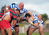 140621 Waikato Club Rugby - Melville v Fraser Tech