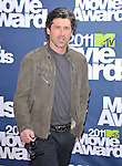 Patrick Dempsey at 2011 MTV Movie Awards held at Gibson Ampitheatre in Universal City, California on June 05,2011                                                                               © 2011 Hollywood Press Agency