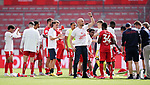 Schlussjubel, Rouven Schroeder (Vorstand Sport, Mainz)<br /><br />Sport: Fussball: 1. Bundesliga:: nphgm001:  Saison 19/20: 33. Spieltag: 1. FSV Mainz 05 vs SV Werder Bremen 20.06.2020 3:1<br />Foto: Wagner/Witters/Pool//via gumzmedia/nordphoto<br /><br /><br /> DFL REGULATIONS PROHIBIT ANY USE OF PHOTOGRAPHS AS IMAGE SEQUENCES AND OR QUASI VIDEO<br />EDITORIAL USE ONLY<br />NATIONAL AND INTERNATIONAL NEWS AGENCIES OUT