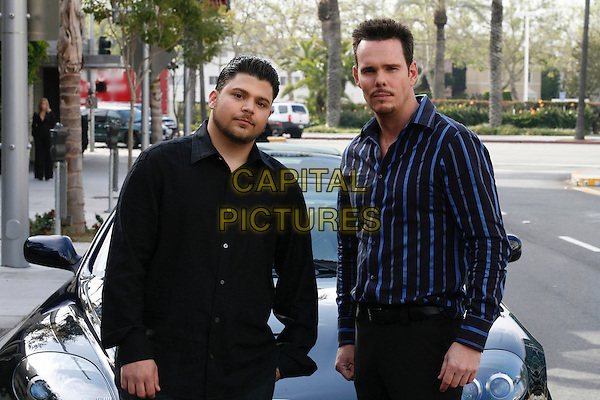 JERRY FERRARA & KEVIN DILLON.in Entourage (Year 3).*Editorial Use Only*.www.capitalpictures.com.sales@capitalpictures.com.Supplied by Capital Pictures.
