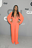 Nafessa Williams  of Black Lightning attends the CW Upfront 2018-2019 at The London Hotel in New York, New York, USA on May 17, 2018.<br /> <br /> photo by Robin Platzer/Twin Images<br />  <br /> phone number 212-935-0770