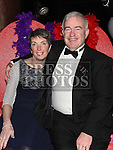 Martin and Miriam Corboy at the ABACAS Valentine Ball at the Westcourt Hotel. Photo:Colin Bell/pressphotos.ie