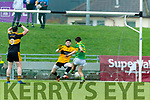 Ian Galvin South Kerry scores a goal against Dr Crokes in the Senior County Football Final in Austin Stack Park on Sunday