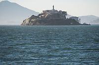 Alcatraz nella foto la prigione federale di Alcatraz geografico San Francisco 25/09/2017 foto Matteo Biatta<br /><br />Alcatraz in the picture Alcatraz federal prison geographic San Francisco 25/09/2017 photo by Matteo Biatta