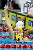 HANSSON Sophie SWE<br /> 100 Breaststroke Women Silver Medal<br /> Day04 28/08/2015 - OCBC Aquatic Center<br /> V FINA World Junior Swimming Championships<br /> Singapore SIN  Aug. 25-30 2015 <br /> Photo A.Masini/Deepbluemedia/Insidefoto