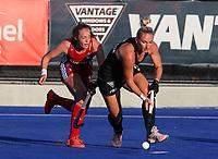 Liz Thompson. Pro League Hockey, Vantage Blacksticks v Great Britain. Nga Puna Wai Hockey Stadium, Christchurch, New Zealand. Friday 8th February 2019. Photo: Simon Watts/Hockey NZ
