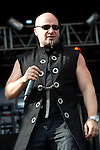 David Draiman of Device performs during the 2013 Rock On The Range festival at Columbus Crew Stadium in Columbus, Ohio.
