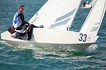 Bow n: 33, Skipper: Paolo Nazzaro, Crew: Kilian Weise, Sail n: ITA 8202