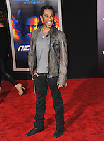Corbin Bleu at the U.S. premiere of &quot;Need for Speed&quot; at the TCL Chinese Theatre, Hollywood.<br /> March 6, 2014  Los Angeles, CA<br /> Picture: Paul Smith / Featureflash