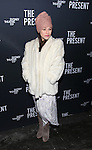 Yael Stone attends the Broadway Opening Night Performance of 'The Present' at the Barrymore Theatre on January 8, 2017 in New York City.