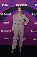 NEW YORK, NEW YORK - MAY 13: Heléne Yorke attends the People & Entertainment Weekly 2019 Upfronts at Union Park on May 13, 2019 in New York City. <br /> CAP/MPI/IS/JS<br /> ©JS/IS/MPI/Capital Pictures