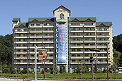 2017, PyeongChang, South Korea;  Alpensia and Coastal Cluster <br />