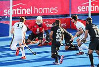 Richard Joyce. Pro League Hockey, Vantage Blacksticks v Germany. Nga Puna Wai Hockey Stadium, Christchurch, New Zealand. Friday 15th February 2019. Photo: Simon Watts/Hockey NZ