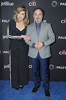 """LOS ANGELES - MAR 15:  Caroline Aaron, Kevin Pollak at the PaleyFest - """"The Marvelous Mrs. Maisel"""" at the Dolby Theater on March 15, 2019 in Los Angeles, CA"""