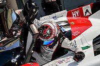 #6 TOYOTA GAZOO RACING (JPN) TOYOTA TS050 HYBRID LMP1 STEPHANE SARRAZIN (FRA)
