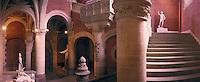 Europe/France/Midi-Pyrénées/31/Haute-Garonne/Toulouse: Musée des Augustins: Escalier