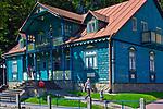 Willa Roman&oacute;wka (Muzeum Nikifora), Krynica Zdr&oacute;j, Polska<br /> Guest house Roman&oacute;wka (Museum of Nikifor), Krynica Zdr&oacute;j, Poland<br /> Willa