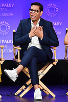 "HOLLYWOOD, CA - MARCH 23: Steven Canals at PaleyFest 2019 for FX's ""Pose"" panel at the Dolby Theatre on March 23, 2019 in Hollywood, California. (Photo by Vince Bucci/FX/PictureGroup)"