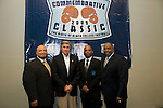 Commemorative Classic Football Press Conference