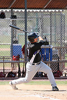 Joseph Sanders, Colorado Rockies 2010 minor league spring training..Photo by:  Bill Mitchell/Four Seam Images.