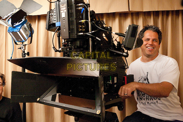 JEDD TREMAINE (DIRECTOR).on the set of Jackass 3D .*Filmstill - Editorial Use Only*.CAP/FB.Supplied by Capital Pictures.