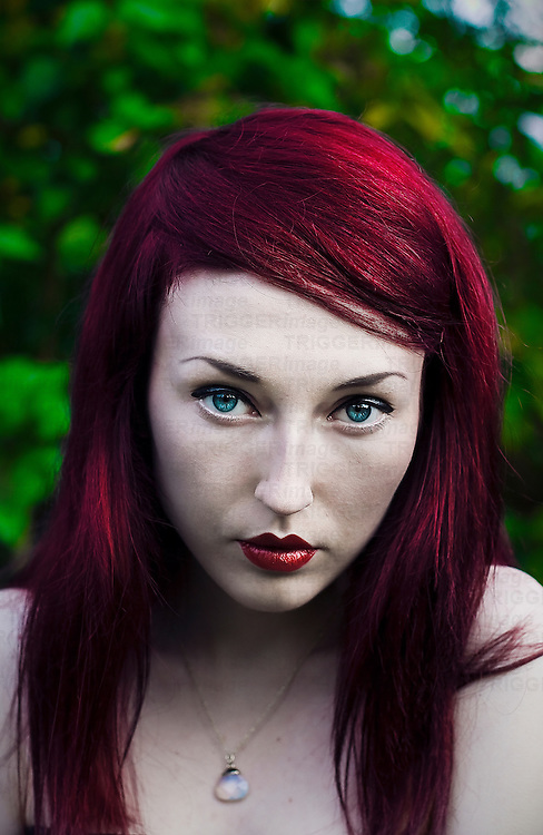dark red hair blue eyes pale skin wwwpixsharkcom