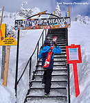 Kicking Horse B.C. and Parlor Skis