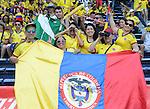 Previa y partido de Colombia 0-0 Chile. Fecha 11 Eliminatorias.