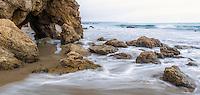 El Matador State Beach in Malibu California