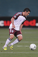 Colorado Rapids midfielder Martin Rivero (10)  D.C. United defeated the Colorado Rapids 2-0 at RFK Stadium, Wednesday May 16, 2012.