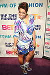 BET's April Woodard attends BET'S RIP THE RUNWAY 2011 Hosted by MEHCAD BROOKS AND SELITA EBANKS AT THE <br /> HAMMERSTEIN BALLROOM, New York 2/26/11