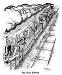 The Train Robbery