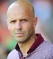 Exeter City manager Paul Tisdale <br /> <br /> Photographer Kevin Barnes/CameraSport<br /> <br /> Football - The EFL Sky Bet League Two - Blackpool v Exeter City - Saturday 6th August 2016 - Bloomfield Road - Blackpool<br /> <br /> World Copyright © 2016 CameraSport. All rights reserved. 43 Linden Ave. Countesthorpe. Leicester. England. LE8 5PG - Tel: +44 (0) 116 277 4147 - admin@camerasport.com - www.camerasport.com