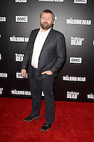 HOLLYWOOD, CA - OCTOBER 23: Robert Kirkman at AMC Presents Live, 90-Minute Special Edition of 'Talking Dead' at Hollywood Forever on October 23, 2016 in Hollywood, California. Credit: David Edwards/MediaPunch