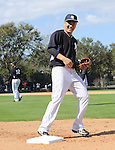 Masahiro Tanaka (Yankees),<br /> FEBRUARY 15, 2014 - MLB :<br /> New York Yankees spring training camp in Tampa, Florida, United States. (Photo by AFLO)