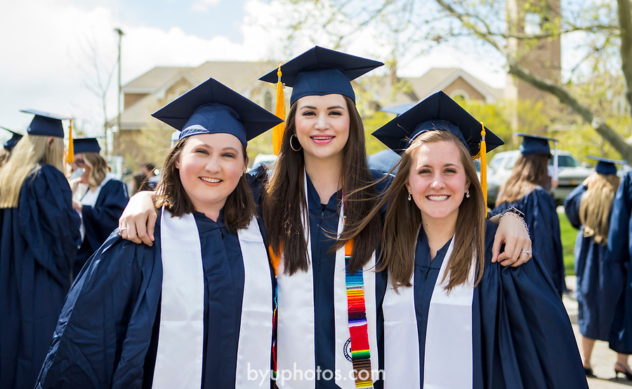 1704-51 2017 Spring Commencement 0920<br /> <br /> 1704-51 2017 Spring Commencement<br /> <br /> April 27, 2017<br /> <br /> Photography by Aislynn Edwards/BYU<br /> <br /> &copy; BYU PHOTO 2016<br /> All Rights Reserved<br /> photo@byu.edu  (801)422-7322