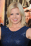 Megan Hilty <br />  at The Focus Features L.A. Premiere of The World's End held at The Cinerama Dome in Hollywood, California on August 21,2013                                                                   Copyright 2013 Hollywood Press Agency