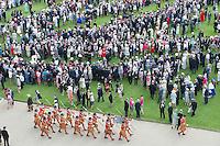 19 May 2016 - London, England - Garden Party at Buckingham Palace in London. Photo Credit: ALPR/AdMedia