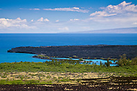KiholoBay, Kohala Coast, Big Island, Hawaii, USA, Pacific Ocean