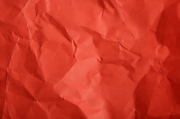 red paper background - Crumpled<br />