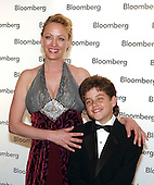 Virginia Madsen and Jack arrive at the Bloomberg party following the 2005 White House Correspondents Dinner in Washington, D.C. on April 30, 2005..Credit: Ron Sachs / CNP.(RESTRICTION: No New York Metro or other Newspapers within a 75 mile radius of New York City)