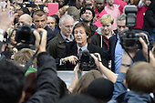 Oct 18, 2013: SIR PAUL MCCARTNEY - Album Signing at HMV Oxford Street London