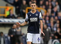 Shaun Williams of Millwall during Millwall vs Leeds United, Sky Bet EFL Championship Football at The Den on 5th October 2019