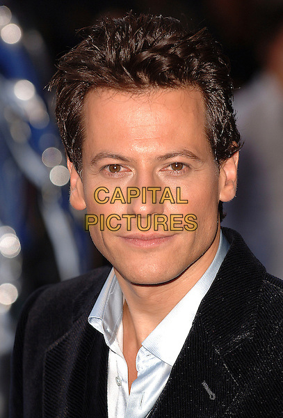 "IOAN GRUFFUDD.Attending the UK premiere of ""Fantastic Four: Rise Of The Silver Surfer"", Vue West End, London,12th June 2007..portrait headshot .CAP/ BEL.©Tom Belcher/Capital Pictures."
